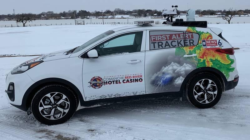 Comanche Nation Entertainment First Alert Tracker