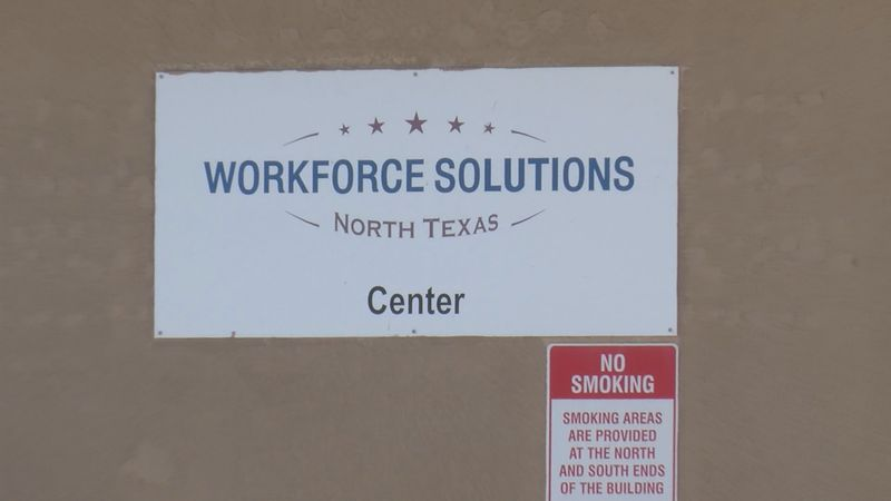 Workforce Solutions of North Texas is seeing an increase in unemployment filings.