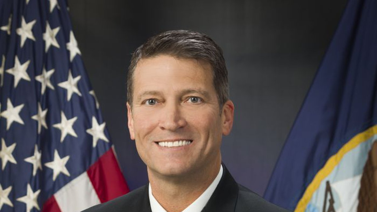 Ronny Jackson represents the 13th congressional district of Texas.