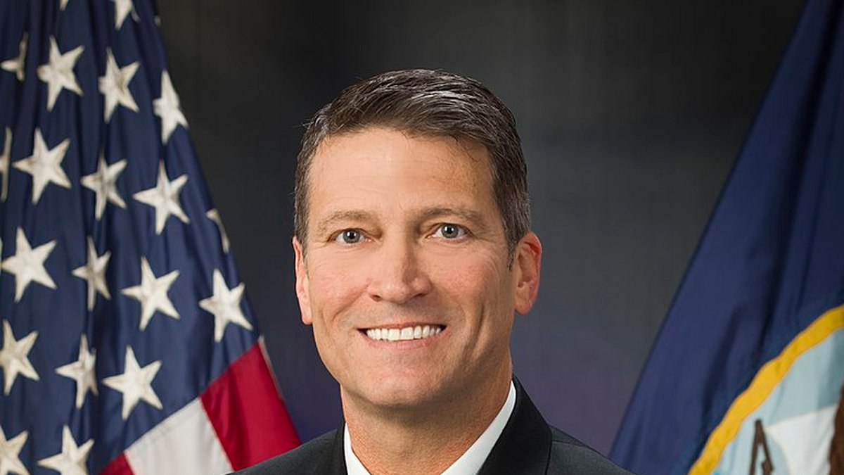 President Donald Trump's former chief physician filed for Congressman Mac Thornberry's seat....