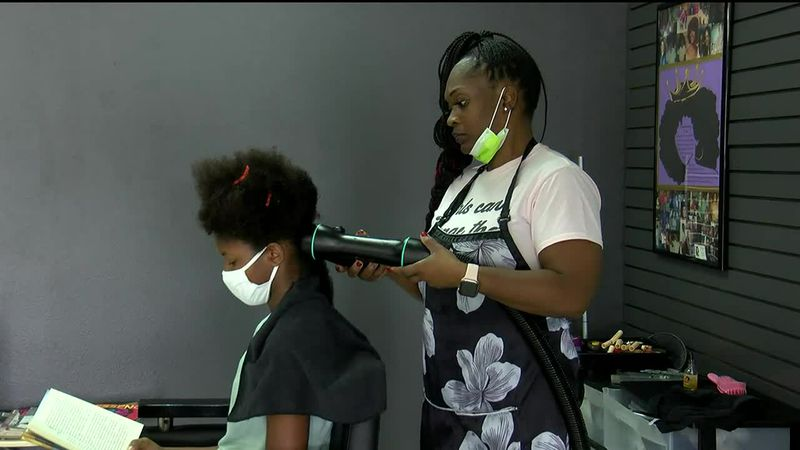 President Biden teaming up with Black-owned businesses for vaccine clinics