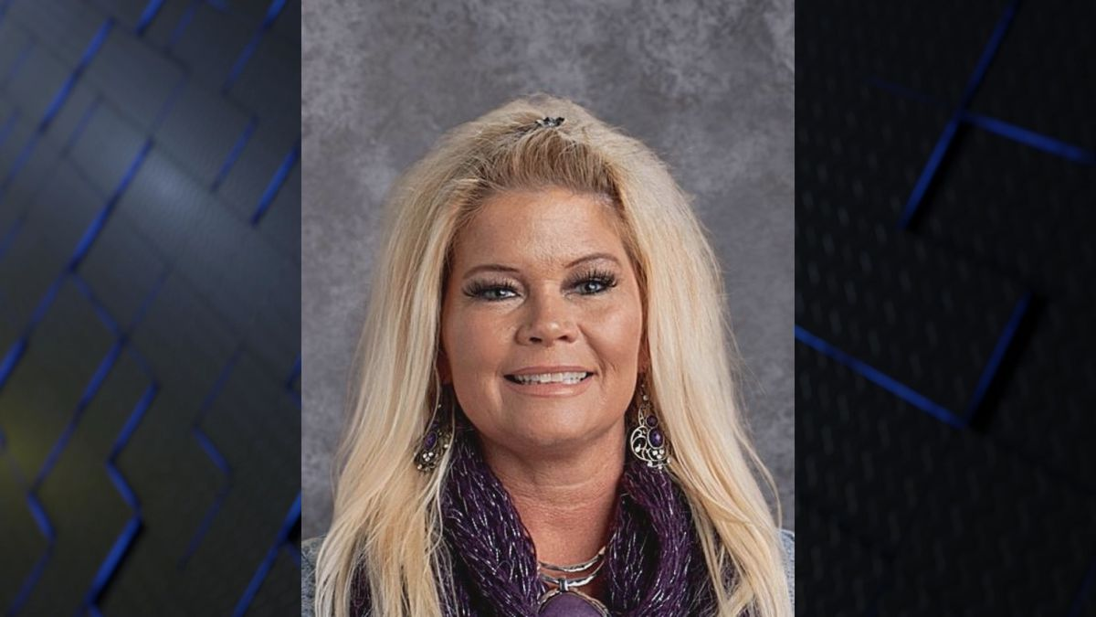 Dr. Michelle Cline, Superintendent of Throckmorton CISD