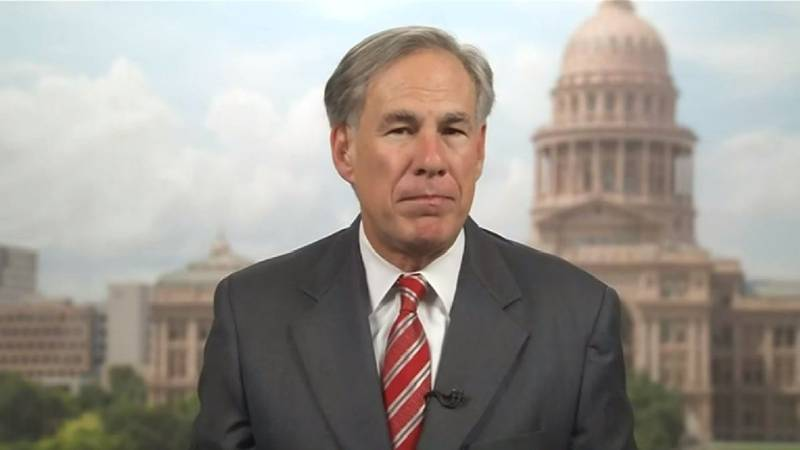 Gobernador de Texas Greg Abbott