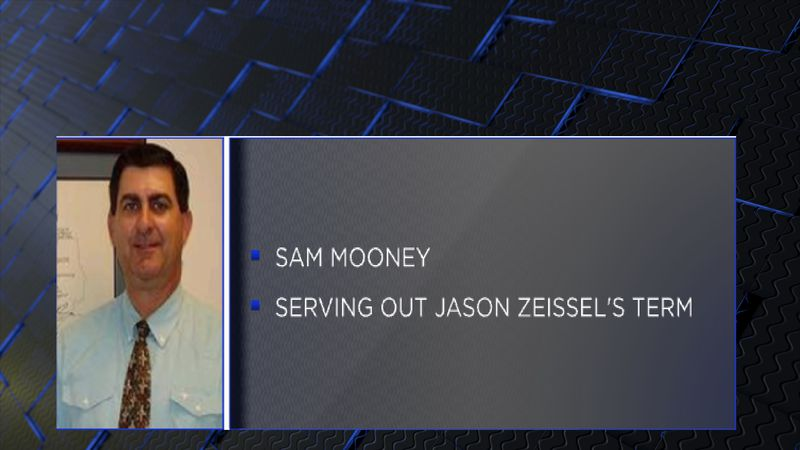 Sam Mooney returns to Baylor County to become the new Sheriff.