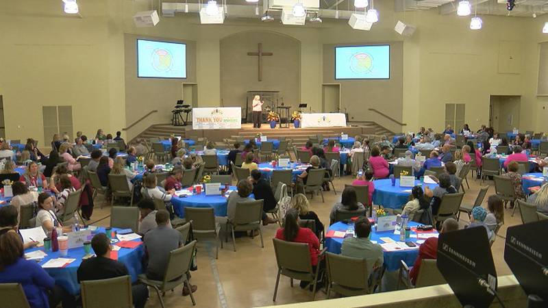 The Community Empowerment Summit had community leaders ranging from social workers and...