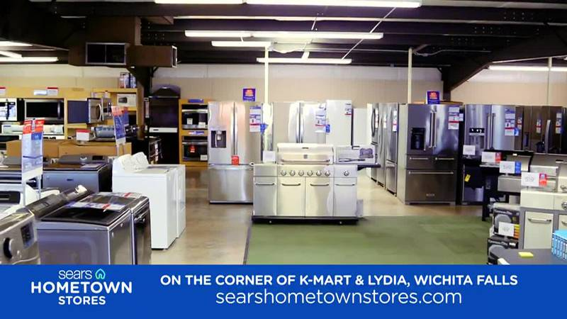 Sears Hometown Store - Wichita Falls, TX